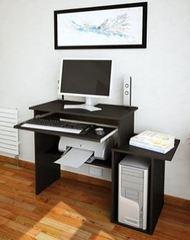 Mesa para PC Reproex R-11201 roble claro