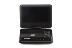 Reproductor portátil de DVD Ranser PDVD-07B