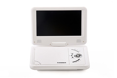 Reproductor portátil de DVD Ranser PDVD-09W