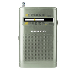 Radio analógica Philco PRC25