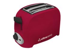 Tostadora de 2 ranuras Ultracomb TO-4005 750 W