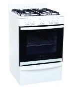 Cocina Multigas Orbis 858BC2 4 Hornallas 55 cm Blanco