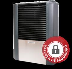 Calefactor COPPENS PELTRE ACERO C57ST30 Sin salida 3000Kcal/h