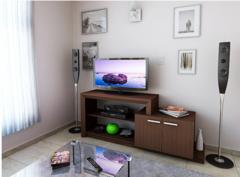 Mesa para TV Reproex R-22042T Tabaco