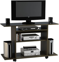 Rack para TV y Home Centro Estant MT1070 wengue
