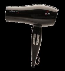 Secador de cabello Gama Sirocco (0268) 2200W