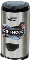 Secarropas Koh-i-noor A665 6,5 kg 2800 RPM acero inoxidable