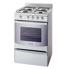 Cocina Multigas Volcán 88644V 4 Hornallas 55 cm blanca