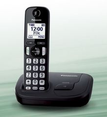 Teléfono Inalámbrico Panasonic TGD-210