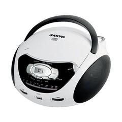 Radiograbador Sanyo MDX1705