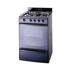Cocina Multigas Volcán 88654V 4 Hornallas 55 cm Marrón