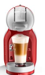 Cafetera Express Moulinex Mini Me Roja PV1205AR 15 bar de presión
