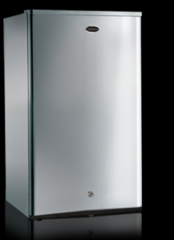 Heladera frigobar VONDOM RFG-70A Sistema Cíclico (Frío Húmedo) 43Lts. Acero Inoxidable