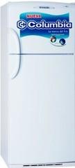 Heladera con freezer COLUMBIA HTF-2294  275Lts. Blanco