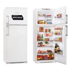 Heladera con freezer KOHINOOR KD-4394/5 - 416Lts. Blanco