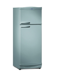 Heladera con freezer BAMBI 2F-1200  239Lts. Plata