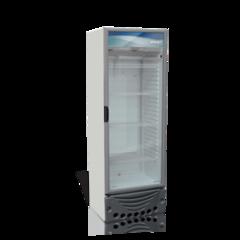 Heladera exhibidora BRIKET MASTER 5000 Sistema Cíclico (Frío Húmedo) 501Lts. Blanco