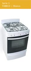 Cocina Orbis 938BCOM 4 Hornallas 55 cm Blanco