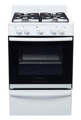 Cocina Orbis 838BC2 Multigas 4 Hornallas 55 cm blanca
