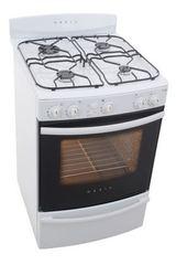 Cocina Multigas Orbis 958BCO 4 Hornallas 55 cm blanco