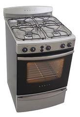 Cocina Multigas Orbis 958ACO 4 Hornallas 55 cm acero inoxidable