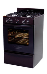 Cocina Multigas Orbis 838MC2 4 Hornallas 55 cm marrón