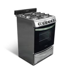 Cocina Electrolux EXMR856 4 Hornallas 56 cm inoxidable