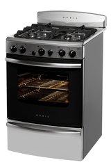 Cocina a gas Orbis 968ACO 4 Hornallas 54,8 cm inoxidable