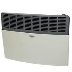Calefactor ESKABE S21TN5MF Tiro Natural 5000Kcal/h, Marfil