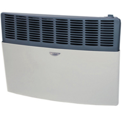 Calefactor ESKABE S21TB5MF Tiro balanceado 5000Kcal/h, Marfil GN