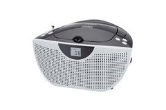Radiograbador Ranser RG-RA20N 200 W PMPO