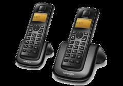 Teléfono Inalámbrico Noblex NDT-2000TW