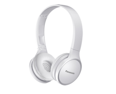 Auriculares Panasonic RP-HF400B blancos