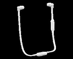 Auriculares Panasonic RP-NJ300 blancos