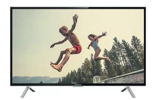 Tv led hitachi 40 smart08 17 wifi c netflix