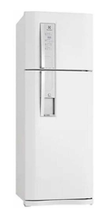 Heladera con freezer Electrolux DWA-51 No Frost 424Lts. Blanca