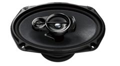 Parlantes para autos Pioneer TS-A6976S 550 W