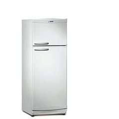 Heladera con freezer BAMBI 2F-1200 Sistema Cíclico (Frío Húmedo) 260Lts. Blanco