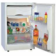 Heladera frigobar BRIKET BK1F 1010 Sistema Cíclico (Frío Húmedo) 146Lts. Blanco