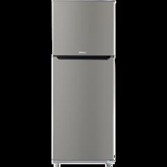 Heladera Con Freezer Briket 350lts Plata