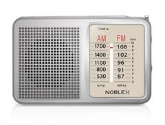Radio Compacta Analógica Noblex RP700