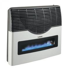Calefactor LONGVIE E5BVT Tiro Balanceado 5000Kcal/h, Tiza - Gris