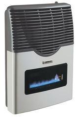 Calefactor LONGVIE E-3CV/ECA3V Sin salida 3200Kcal/h, con visor, Tiza - Gris