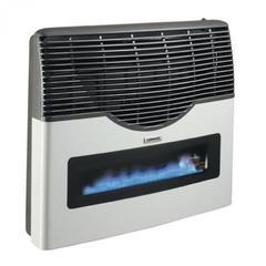 Calefactor LONGVIE ECA5VT Sin salida 5200Kcal/h, Tiza - Gris
