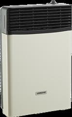 Calefactor LONGVIE EBA3S Tiro Balanceado 3000Kcal/h, Tiza - Grafito