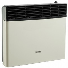 Calefactor LONGVIE EBA5S Tiro Balanceado 5000Kcal/h, Tiza - Gris