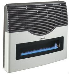 Calefactor LONGVIE EBA5V Tiro Balanceado 5000Kcal/h con visor Tiza - Gris