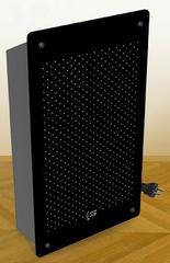 Calefactor eléctrico Calden 2B200E2RN negro 2000 W