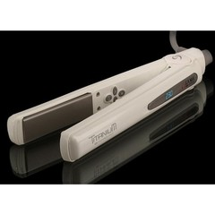 Plancha para cabello Ga.Ma Starlight IHT Titanium Ion Plus