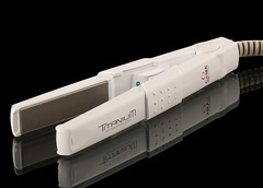 Plancha para cabello Ga.ma Mini Titanium Ion